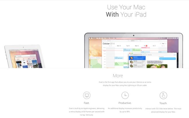 Emektar iPad'i İkinci Ekran Olarak Kullanın