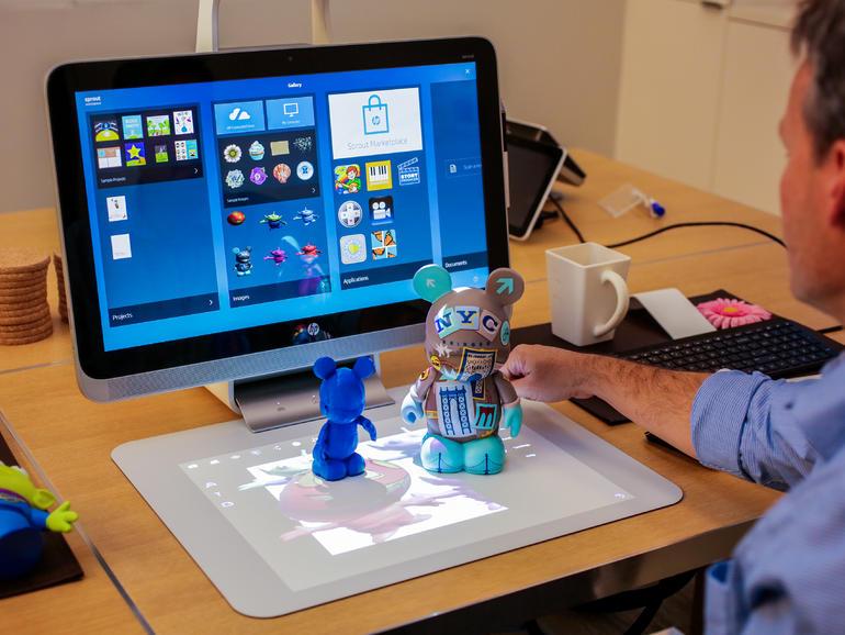 HP'den Bilgisayarda Çığır Açacak Teknoloji!