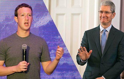 Mark Zuckerberg, Apple'ı Fena Haşladı!