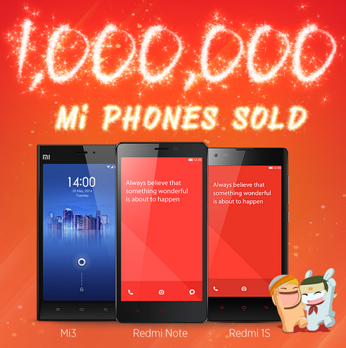 Xiaomi Başarılarına Bir Rekor Daha Ekledi