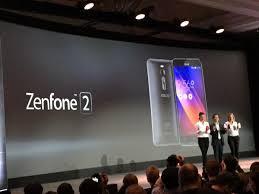 Asus, Yeni Zenfone 2 akıllı telefonu CES 2015 Fuarında Tanıttı