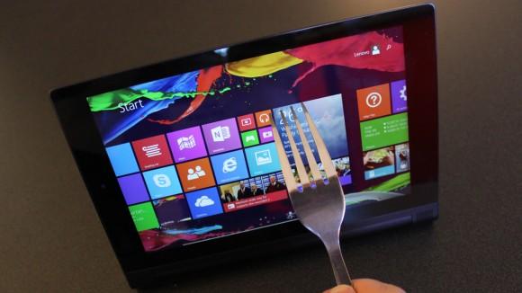 Lenovo' nın Yeni Ürünü, Lenovo Yoga Tablet 2