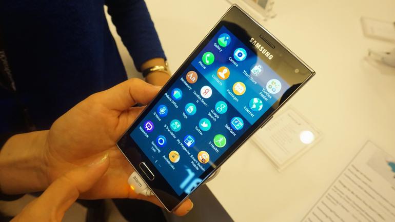 Samsung Tizenli Z1'i Duyurdu